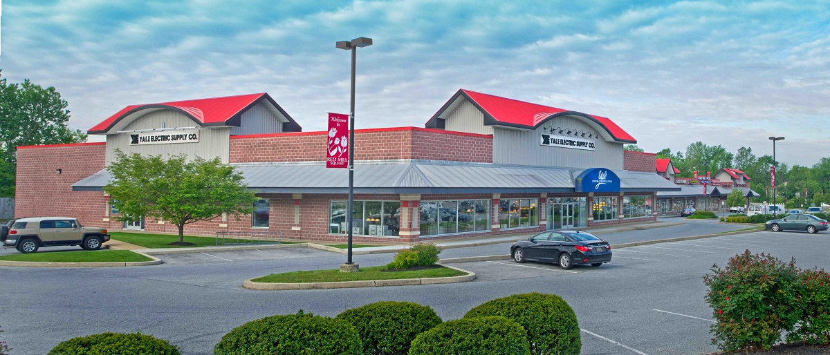 RED MILL SQUARE PLAZA (SHOPPING CENTER- 2 BUILDINGS) 1150 KIRKWOOD HWY. NEWARK, DE 19711 1300 KIRKWOOD HWY. NEWARK, DE 19711